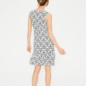 037e7d0c132 Boden Dresses | Arabella Jersey Floral Mini Dress 8r | Poshmark